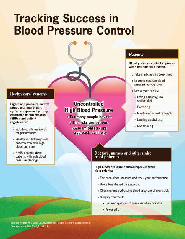 Essay on High Blood Pressure