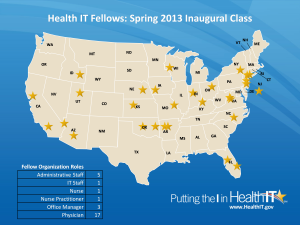 Health IT Fellow Roles & Location