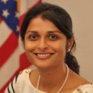 Portrait of Vaishali Patel, Ph.D., M.P.H.