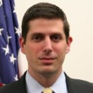 Portrait of Nick Sinai