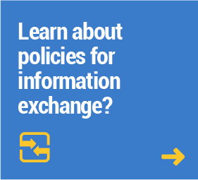 Learn about policies for information exchange?