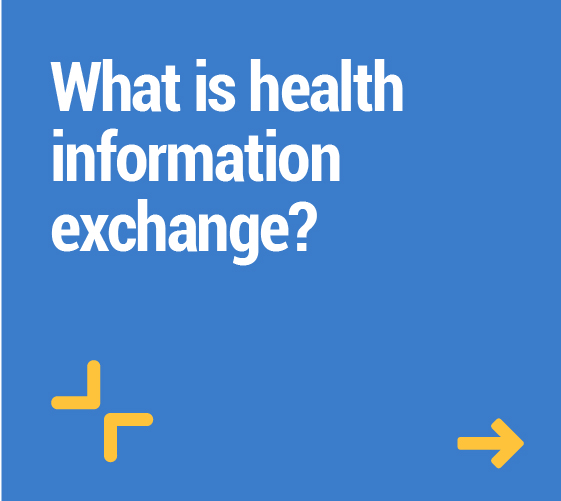 What is health information exchange?