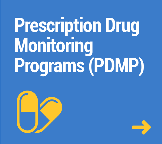 Prescription Drug Monitoring Programs (PDMP)