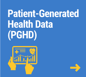 Patient Generated Health Data Image