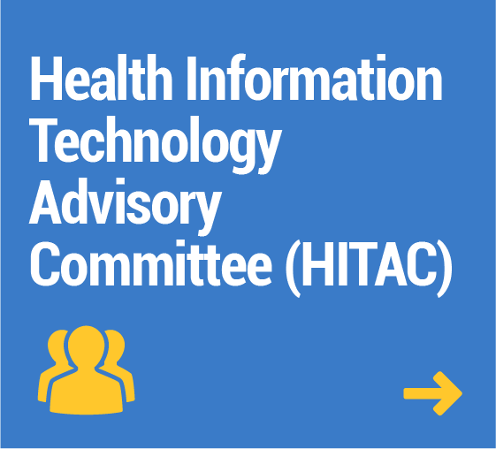 Health Information Technology Advisory Committee