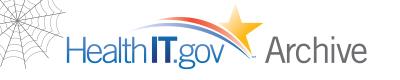 HealthIT.gov Archive