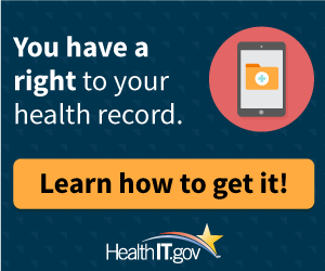 You have a right to your health record. Learn how to get it!