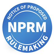 notice of proposed rule making graphic