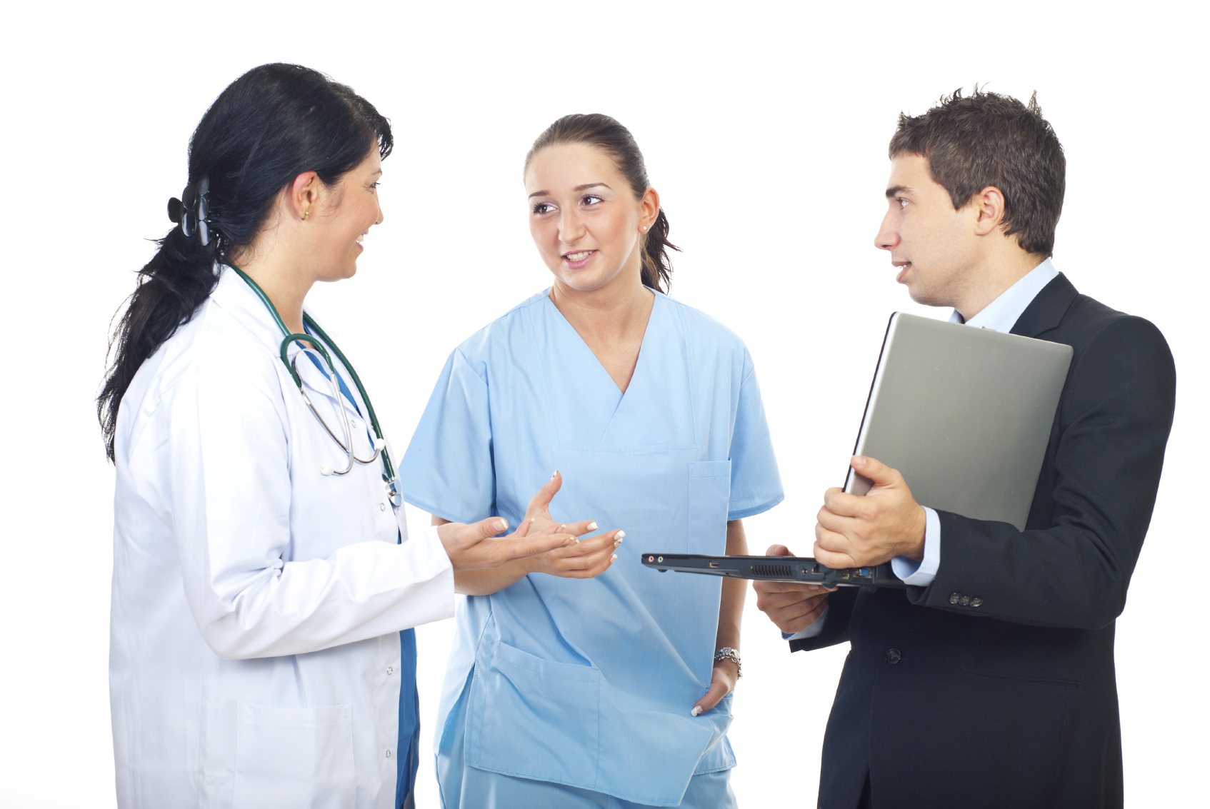 Health IT developer with health care providers