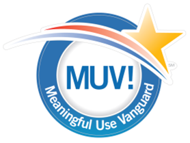Meaningful Use Vanguard Logo