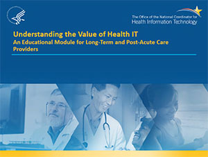 Educational Module for Long-Term and Post-Acute Care Providers