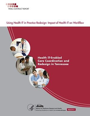 Workflow Impact of Health IT for Care Coordination in Ambulatory Care