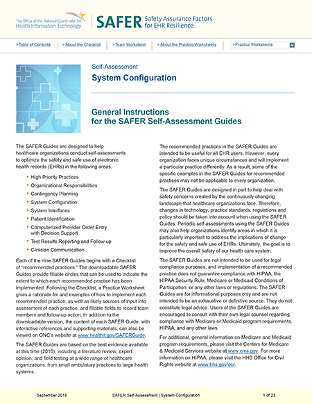 System Configuration. PDF. Click to download.