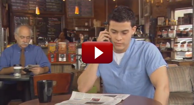 Can You Protect Patients' Health Information When Using a Public Wi-Fi Network? video